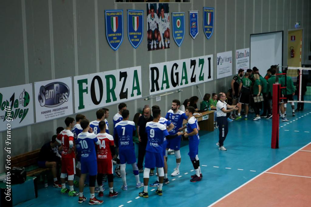 Primo storico successo in serie b nova volley loreto 2014 for Conti immobiliare foligno